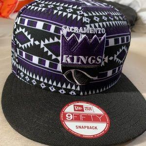 Sacramento Kings hardwood classics SnapBack
